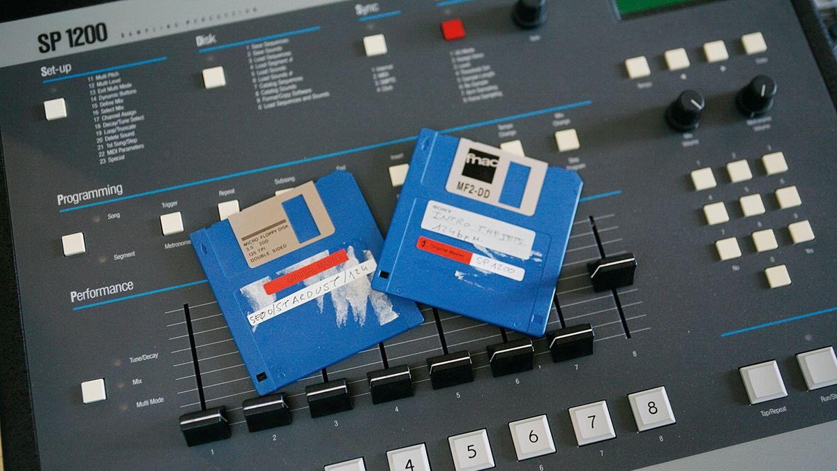 The 4 iconic samplers that changed musical history (and how they did it)