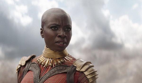 Okoye in Avengers: Infinity War
