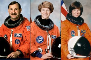 2013 Astronaut Hall of Fame Inductees
