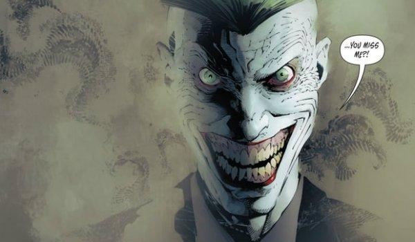 Joker Batman Endgame