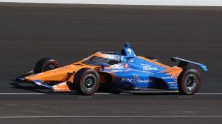 Scott Dixon Indy 500