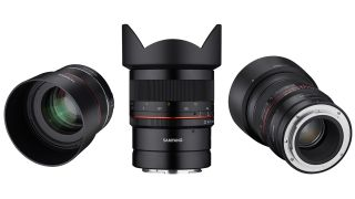 Samyang's new Nikon lenses: 14mm f/2.8 for Z mount, 85mm f/1.4 for Z and F
