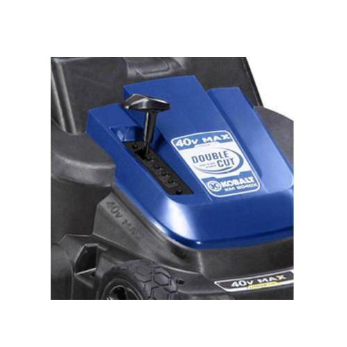 Kobalt 40-Volt Cordless Mower KM2040X-06 Review - Pros, Cons