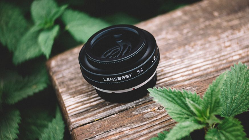 Lensbaby shifts its focus to Canon EOS R and Nikon Z lines