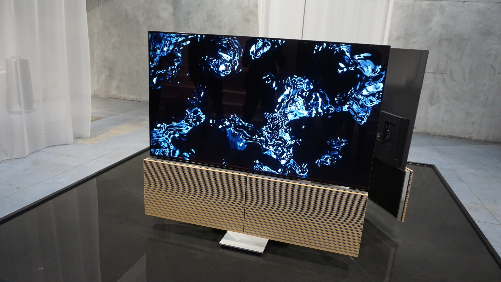 Bang And Olufsen Beovision 11 hands on: bang & olufsen beovision harmony review | techradar