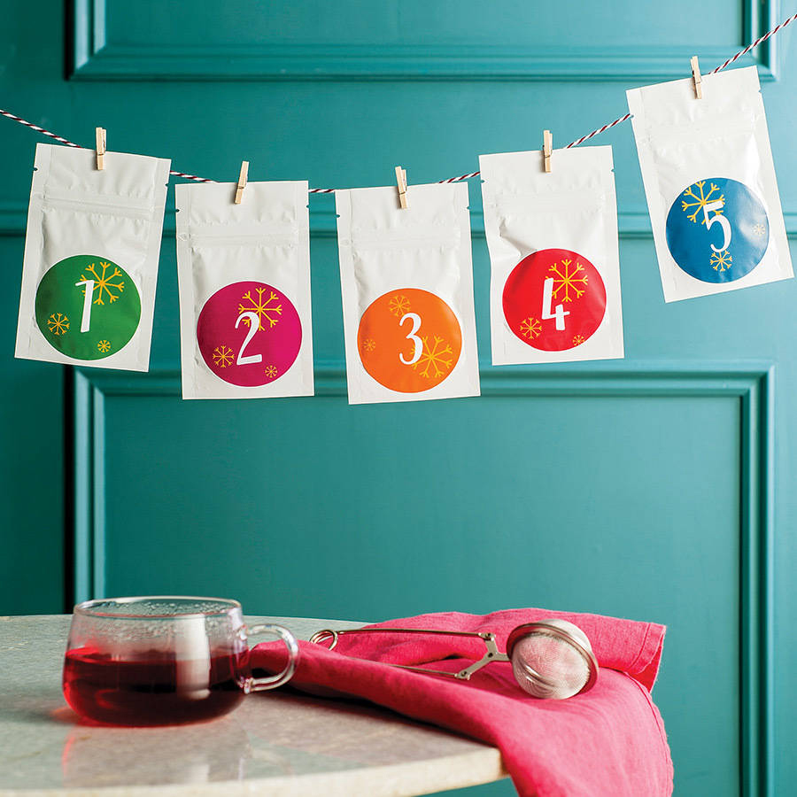 Alternative Advent Calendars for Foodies