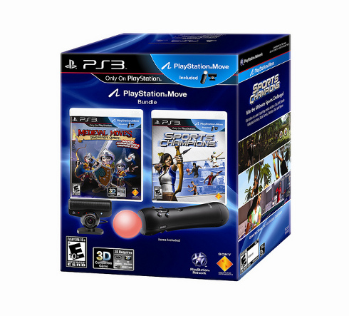 Everybody Dance, Medieval Playstation Move Bundles On The Way #19684