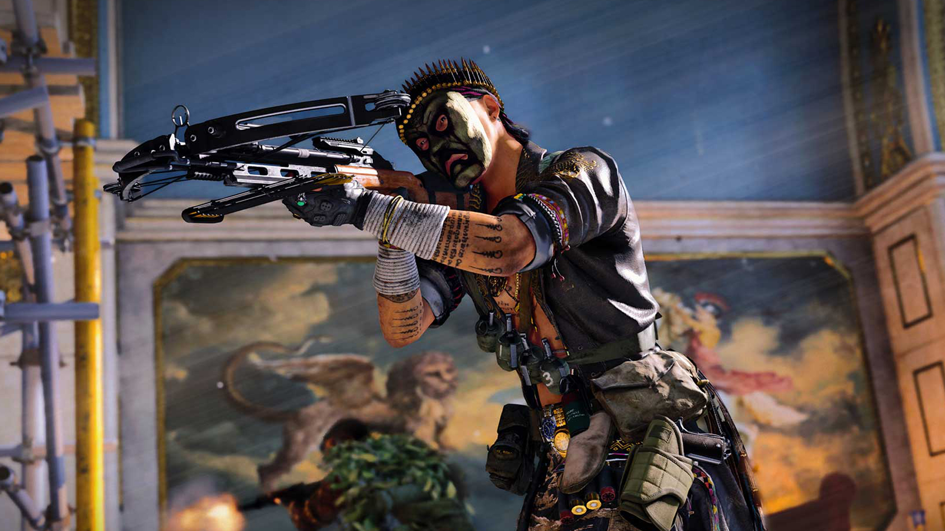How to unlock the R1 Shadowhunter crossbow in Call of Duty: Cold War and Warzone