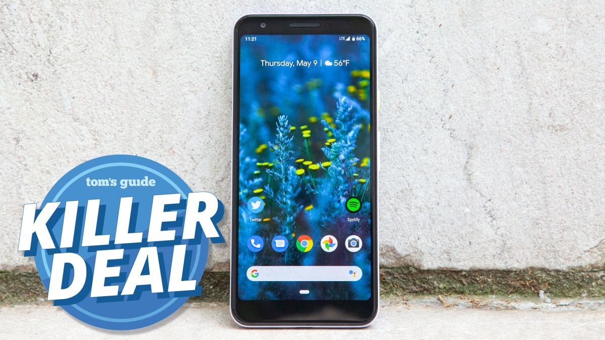 This amazing Google Pixel 3a deal is too good to pass up