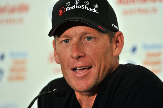 Lance Armstrong says power meters should not be banned but data should be made public