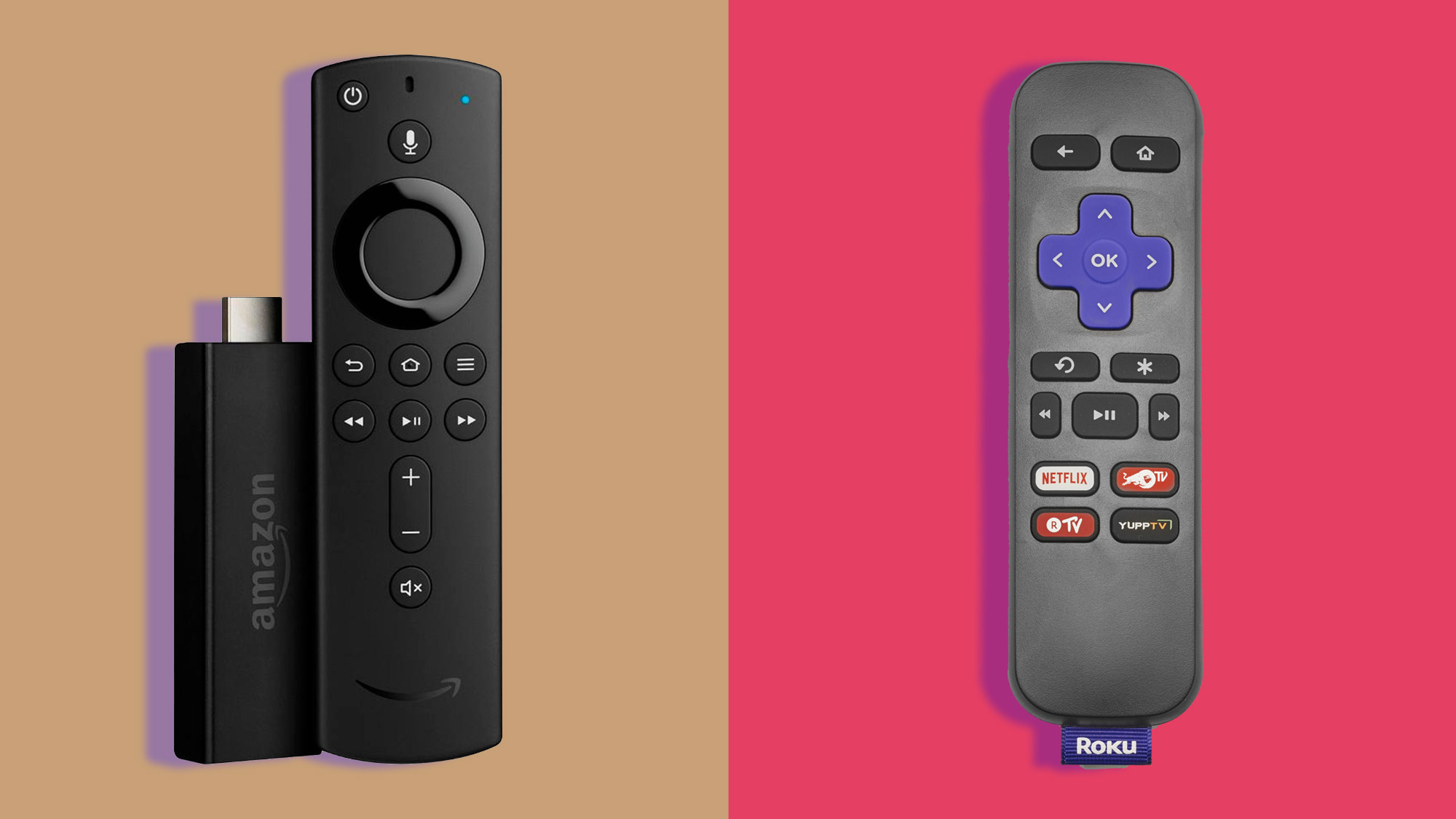 Fire TV vs Roku: Which streaming video platform is better