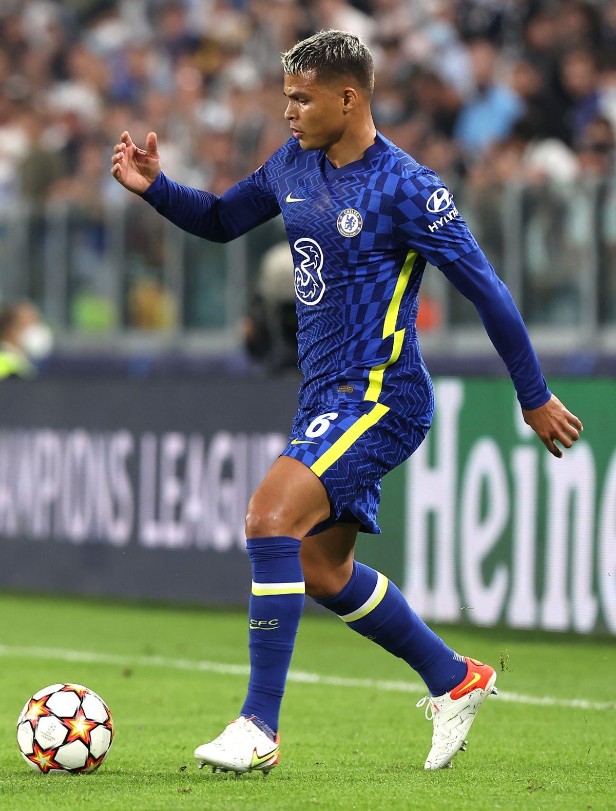 Defensive boost for Chelsea as Thiago Silva and Antonio Rudiger return