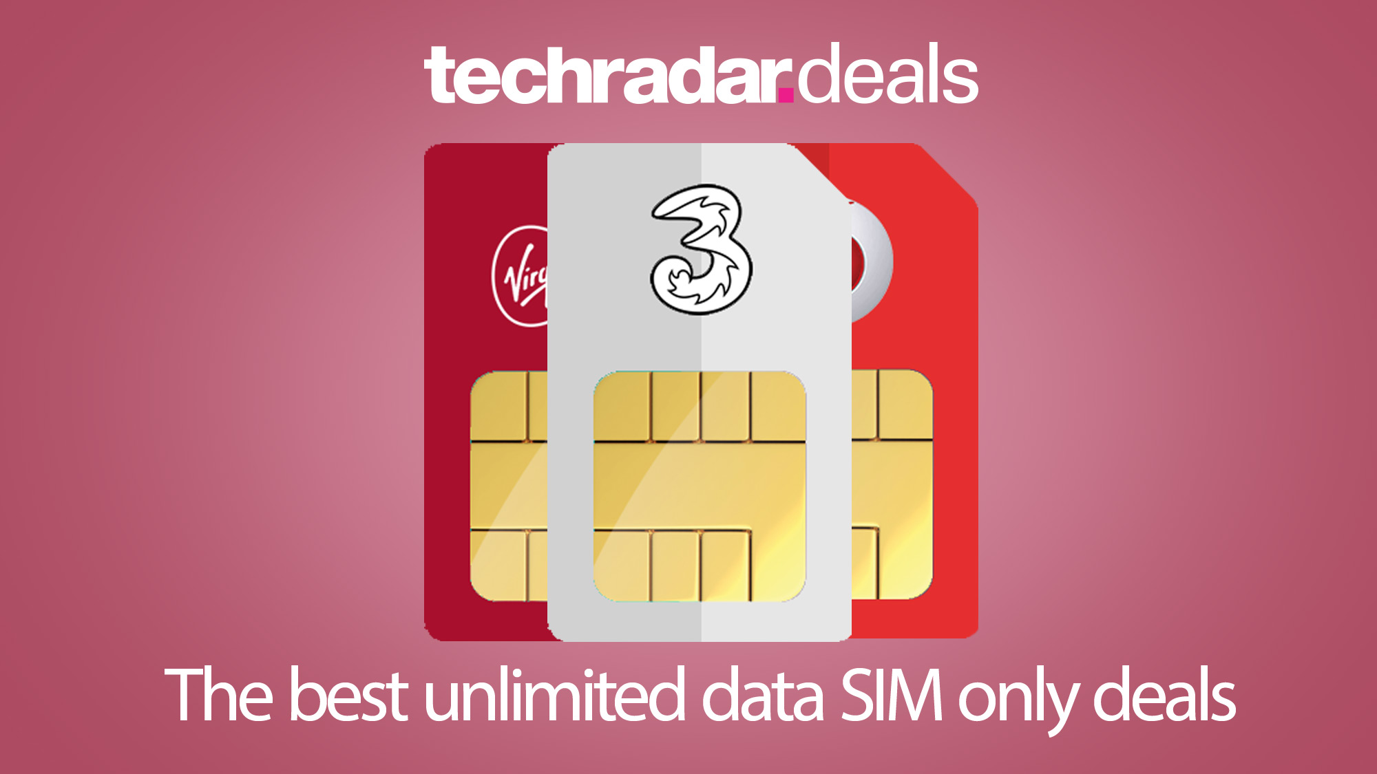 The best unlimited data SIM only deals in September 2019