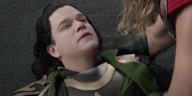 Matt Damon Says Tom Hiddleston, Notorious Loki Know-It-All, Actually Helped With His Thor: Ragnarok Scene