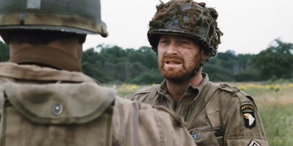 Max Martini in Saving Private Ryan