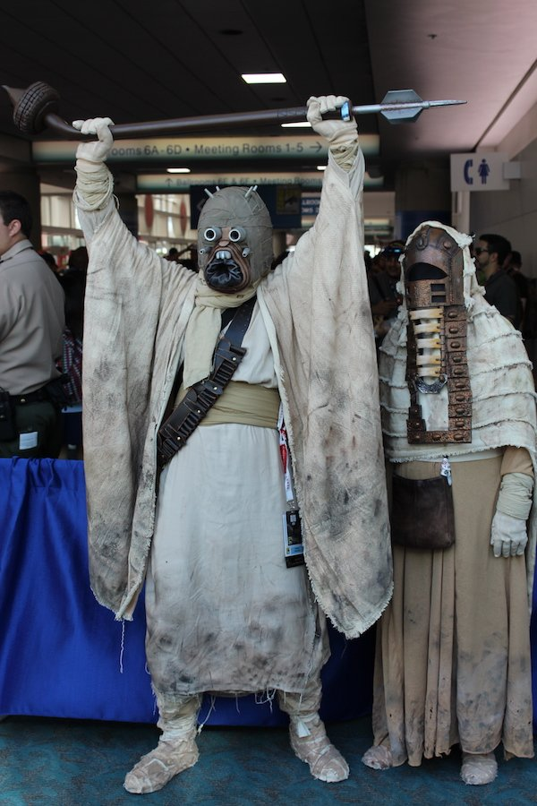 SDCC costume star wars