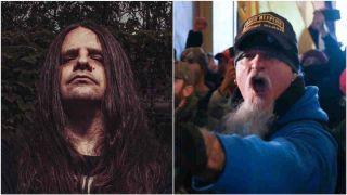 Cannibal Corpse Jon Schaffer