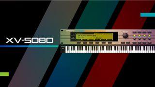 Roland Cloud XV-5080