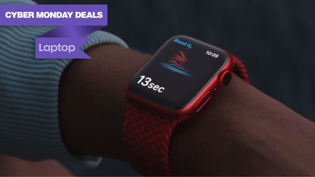 Apple Watch 6 hits lowest price, up to $120 off in Amazon Cyber Monday deal