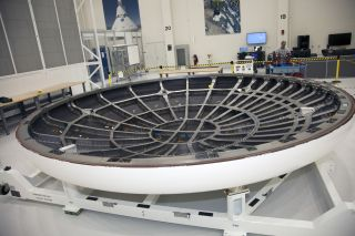 Orion Spacecraft Heat Shield