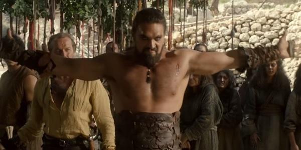Khal Drogo Jason Momoa Game Of Thrones