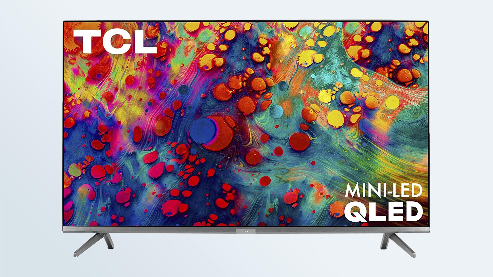 Best 65-inch TVs: TCL 6-Series Roku TV (R635)