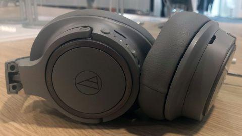 9dffcaff6c5 Hands on: Audio-Technica ATH-SR50BT review | TechRadar