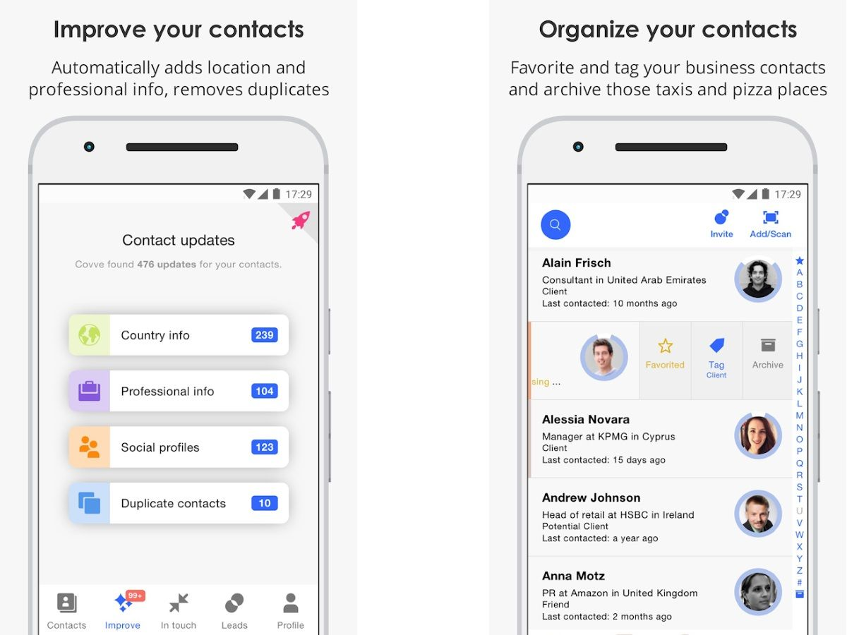 Best Contact Apps 2019 - Top Contact Managers for Android