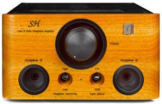 Unison Research launches SH, its first dedicated headphone amplifier
