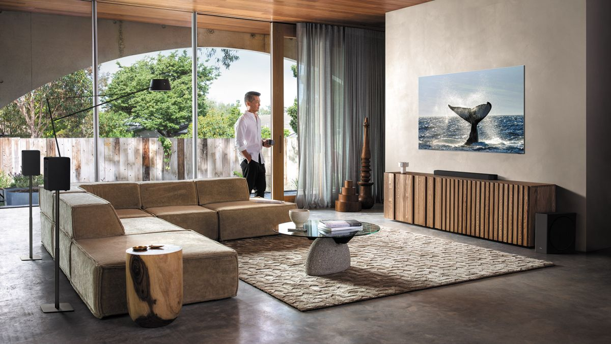 Samsung introduces two new soundbars, including a 9.1.4-channel model - TechRadar
