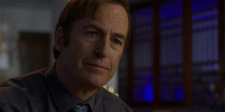 Jimmy McGill tricking a witness into identifying the wrong person during a court case in Better Call Saul