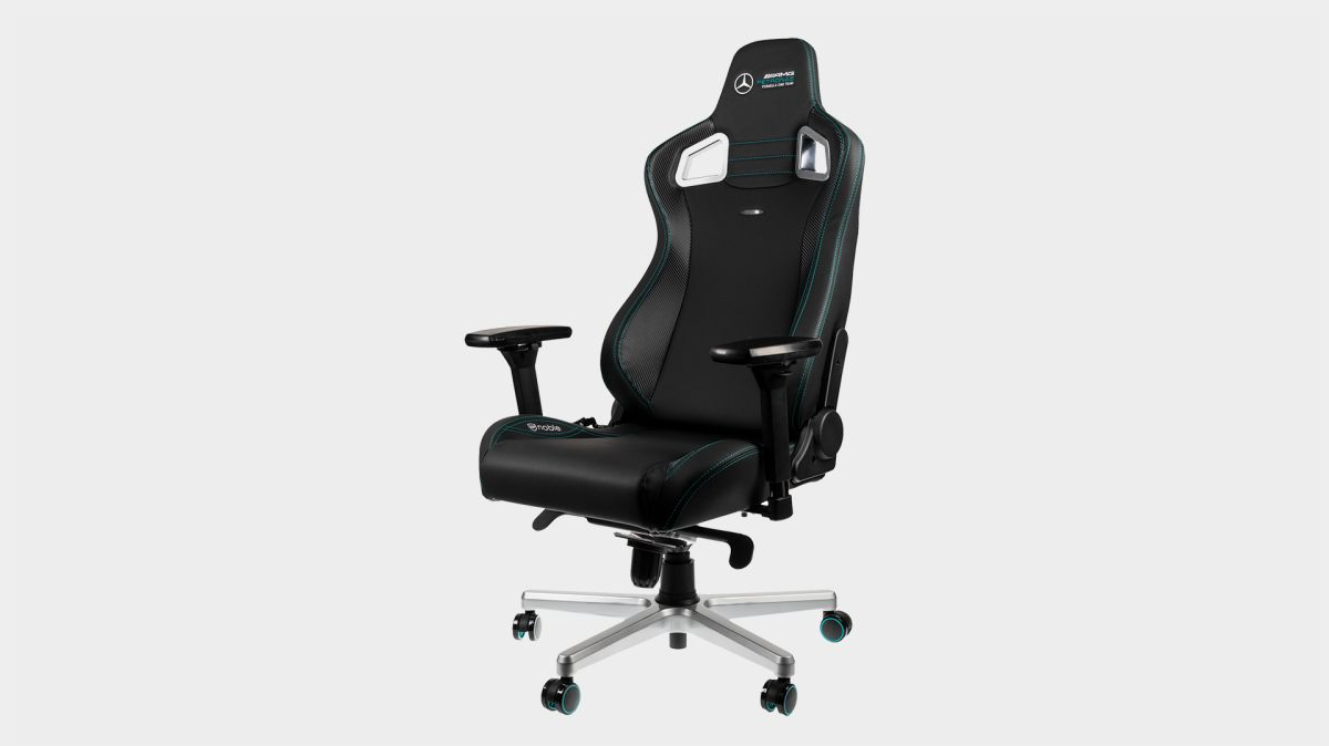 This Mercedes F1 Gaming Chair Can Justify That Racing Seat Aesthetic Pc Gamer