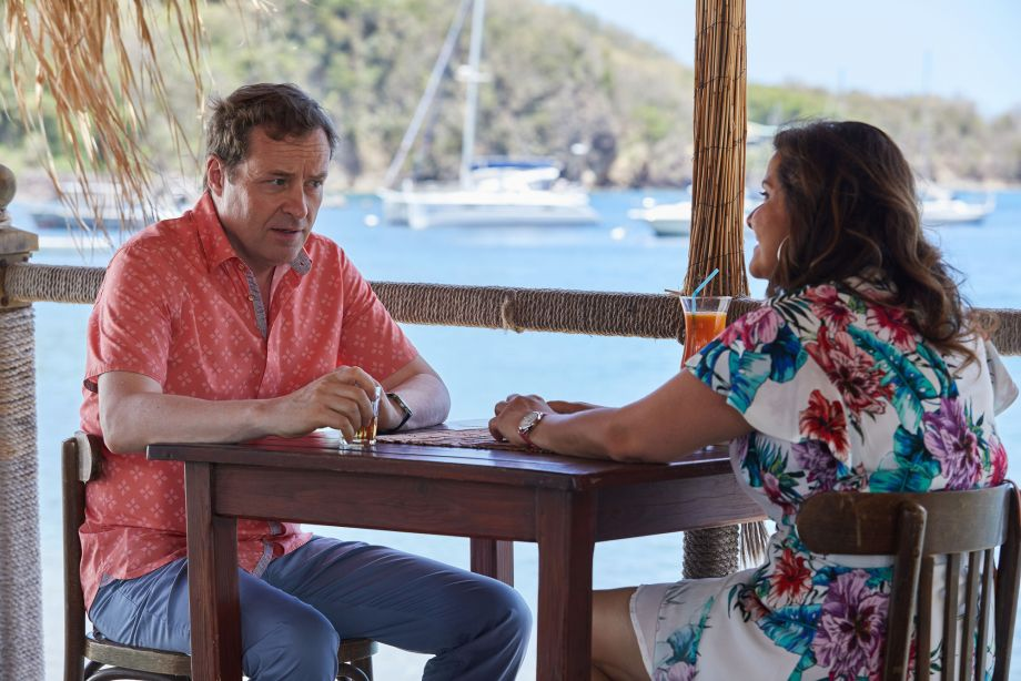 Death in Paradise Jack and Anna