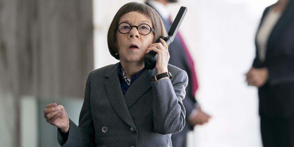 NCIS: Los Angeles Season 11 premiere Linda Hunt as Hetty Lange CBS