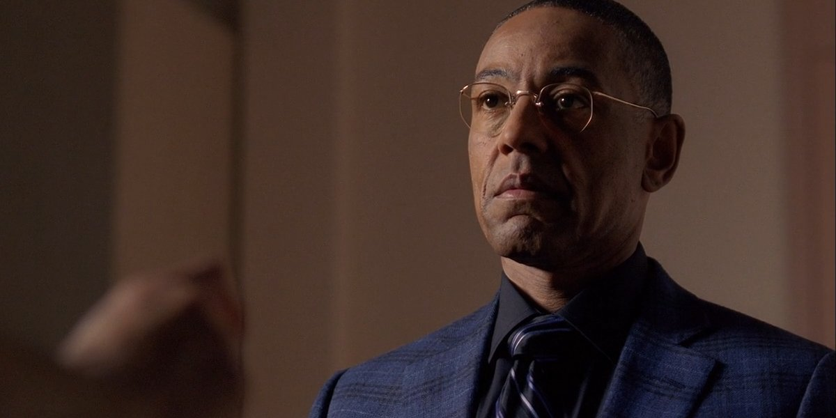 Giancarlo Esposito as Gus Fring on Breaking Bad