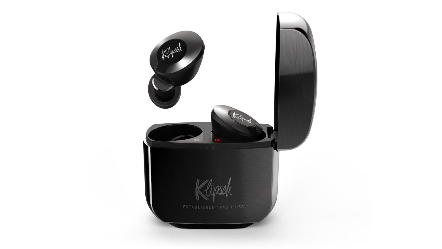 True Wireless Earbuds: Klipsch T5 II True Wireless ANC