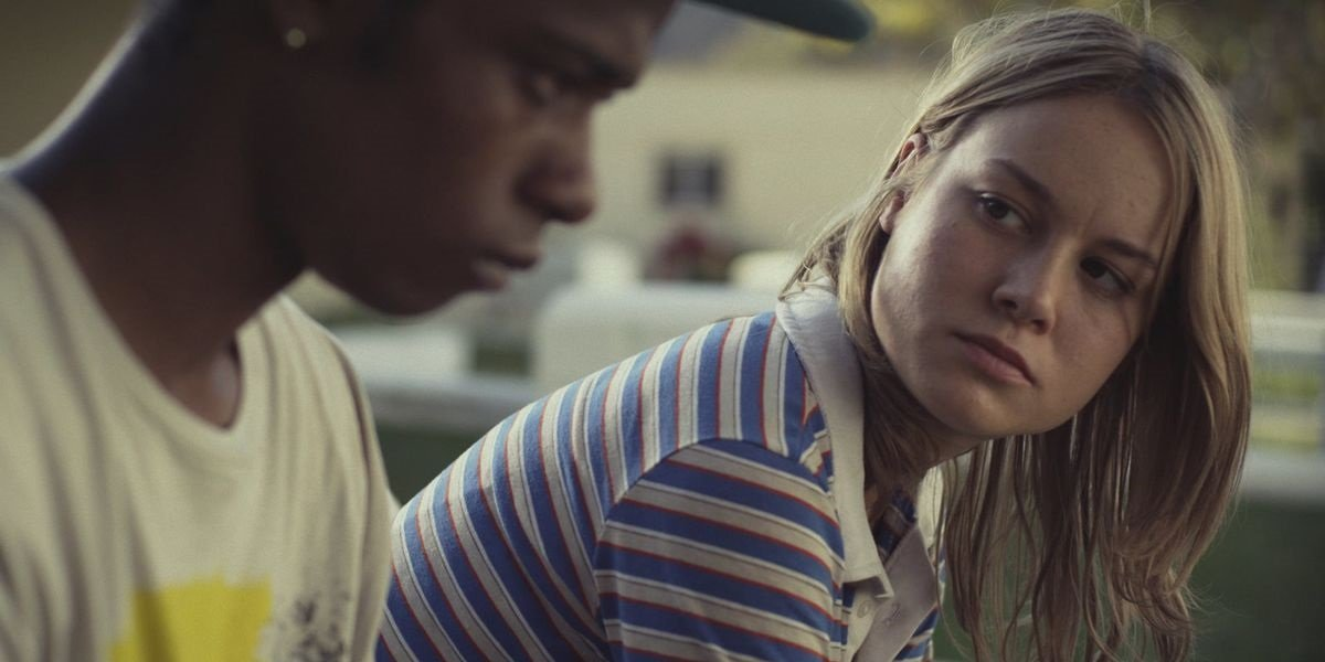 Brie Larson and Lakeith Stanfield in Short Term 12