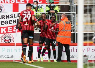 AFC Bournemouth v Barnsley – Sky Bet Championship – Vitality Stadium