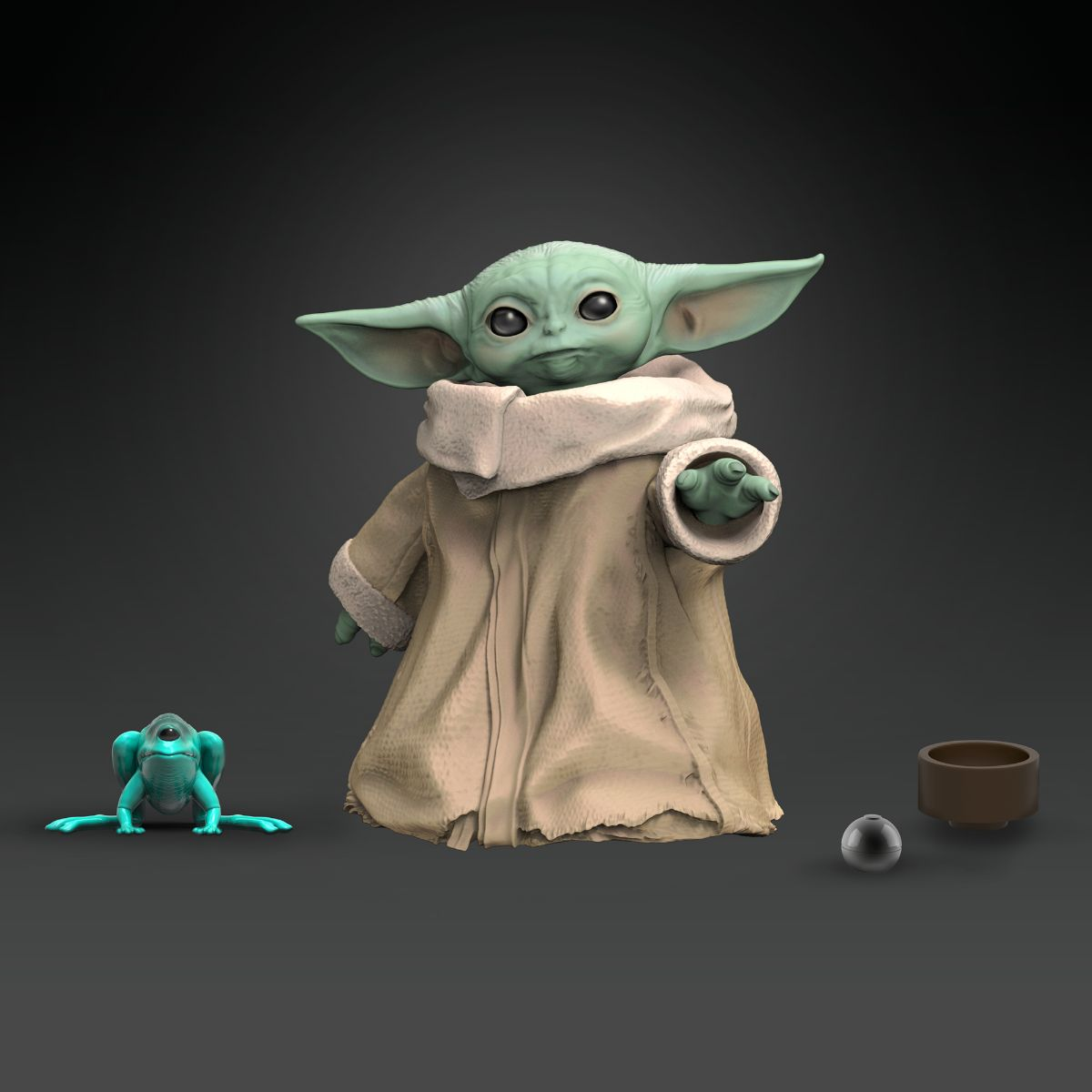NEW x4 Mandalorian Baby Yoda Minifigure Pack : US Seller Ships Immediately