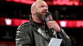 After Surgery, WWE Legend Triple H Provides An Update On How He's Doing
