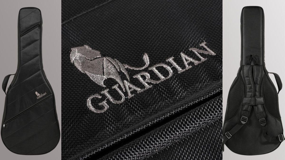 """The Guardian is """"a gig bag with the soul of a hardshell case"""""""