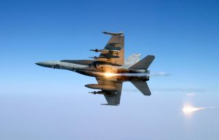 Navy Jet Flare