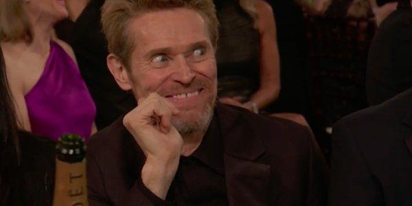 Willem Dafoe Golden Globes 2018