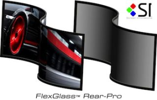 SI Reveals FlexGlass Rear-Projection Screen Material