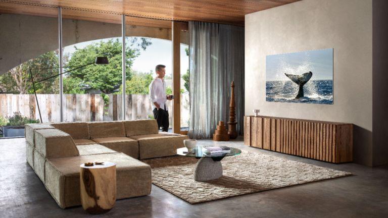 best tv: Samsung QLED Q950TS