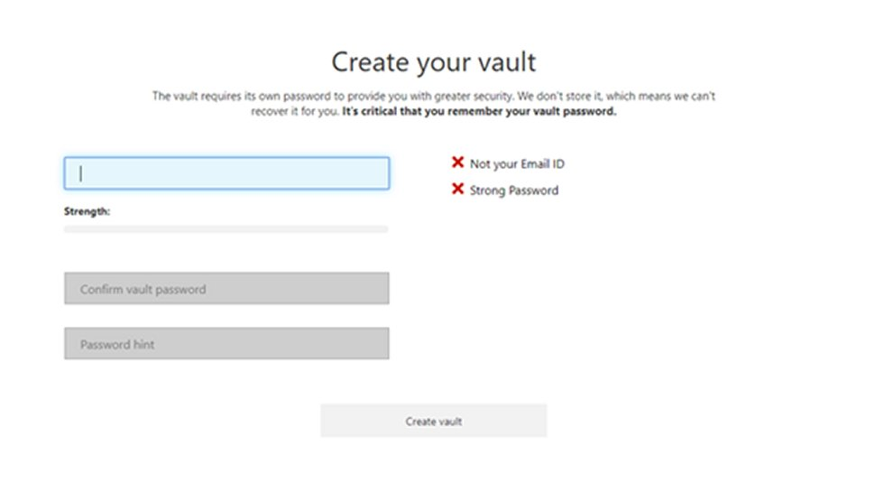 Norton Password Manager 6