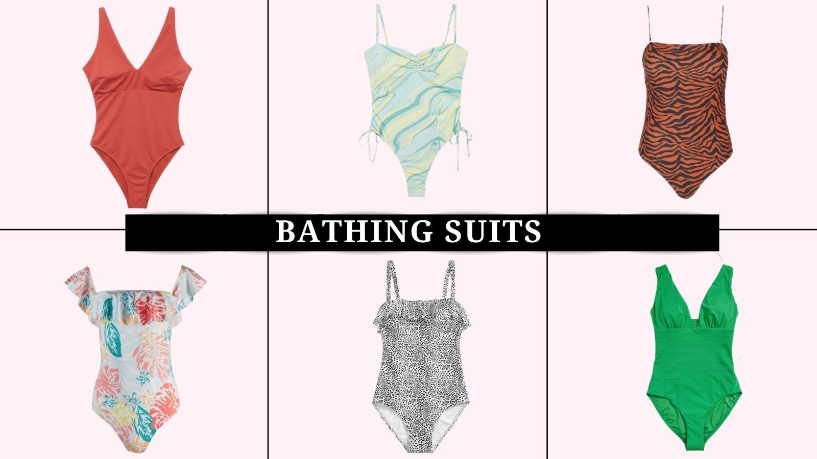 Ladies plus size 16  BELLE CURVE black and floral SWIM DRESS bathers  RRP$49