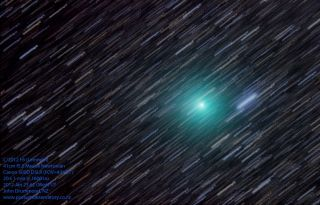 Comet Lemmon Seen in New Zealand
