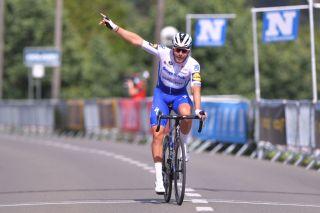 Frenchman beats Riesebeek and Campenaerts in Belgian kermesse race