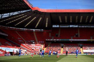 Charlton Athletic v Wigan Athletic – Sky Bet Championship – The Valley